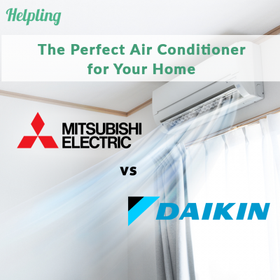 Review: Mitsubishi vs Daikin Aircon